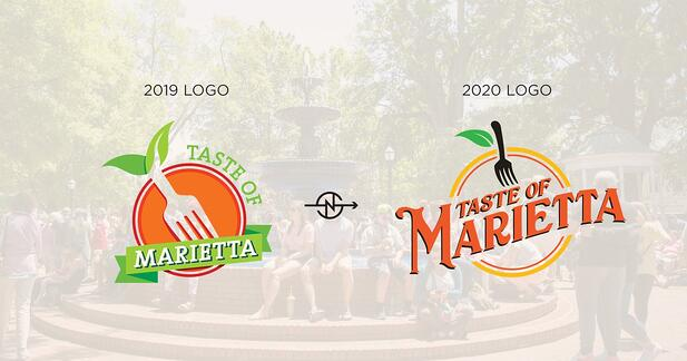 An In-Depth Creative Process For Updating a Logo