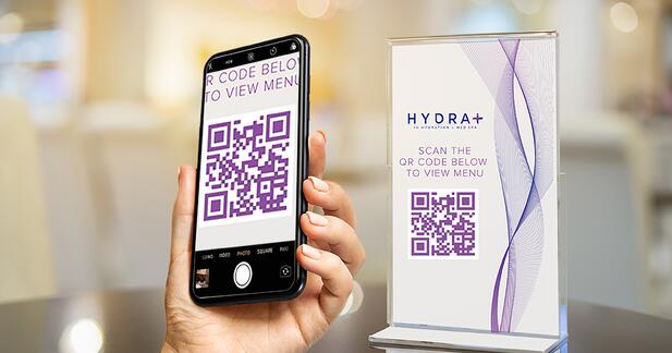 2020: The Year of the QR Code