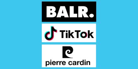 BALR, TikTok en Pierre Cardin
