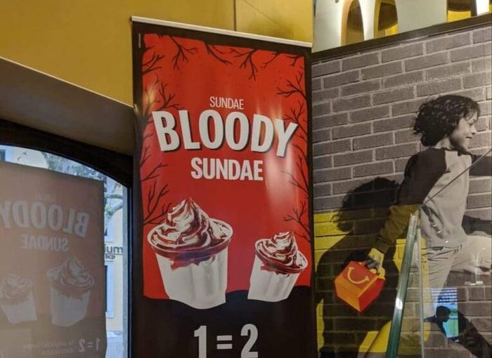 Sundae Bloody Sundae