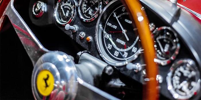 A DIY Ferrari Daytona Spyder