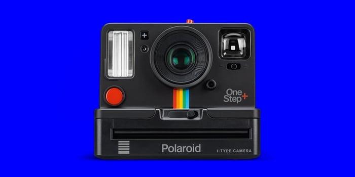 Photoframe Polaroid distinctive trademark?