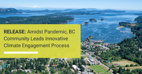 Amidst Pandemic, BC Community Leads Innovative Climate Engagement Process