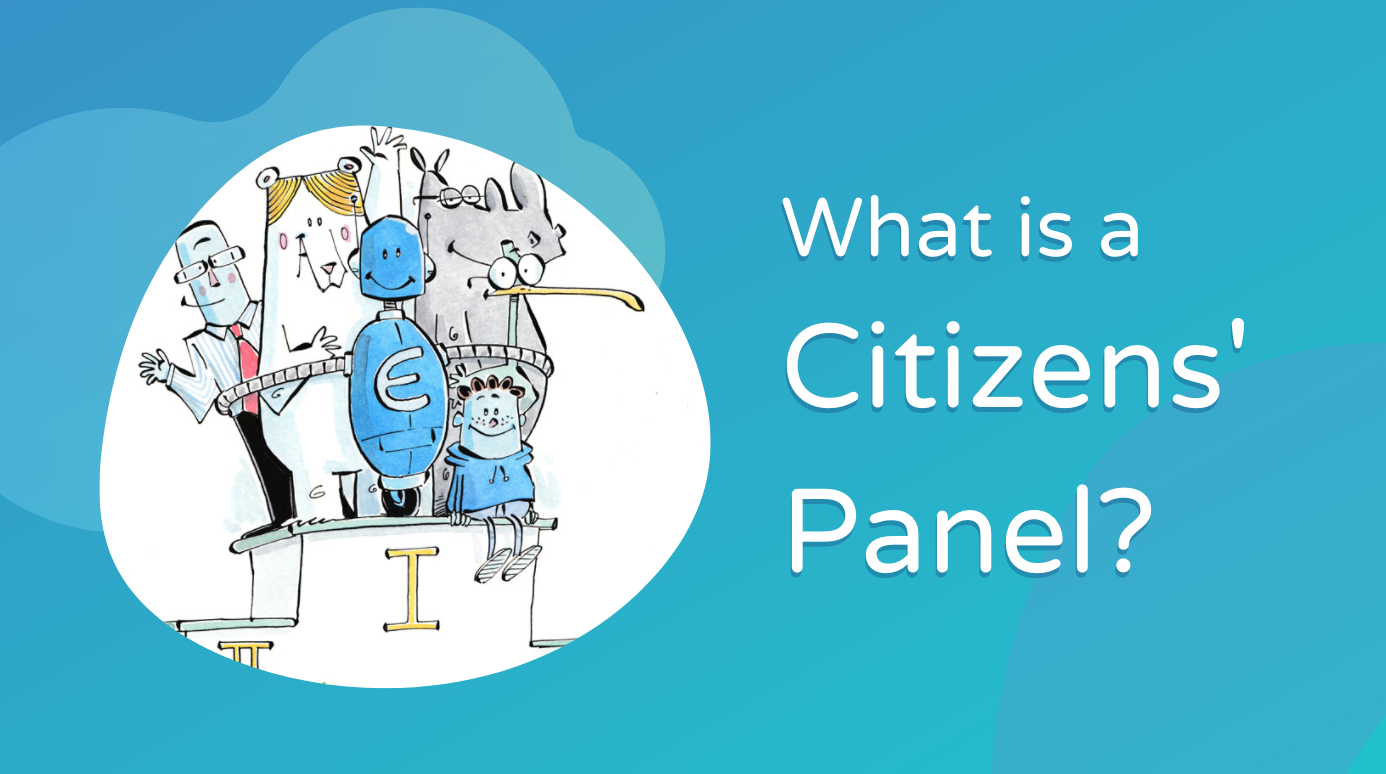 What is a Citizens' Panel?