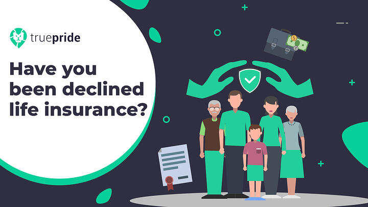 Have you been declined life insurance? Here I show you how to get cover without medicals!