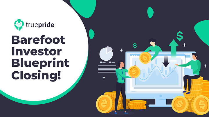 Barefoot Investor Blueprint Closing!