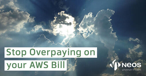 Stop Overpaying on your AWS Bill