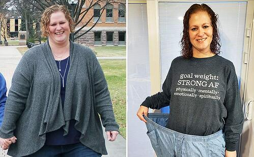 Roxanne Lost 149 Pounds Making Small Daily Changes