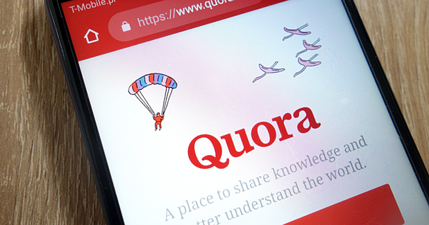 Gaining insights from Quora data is the focus of upcoming webcast