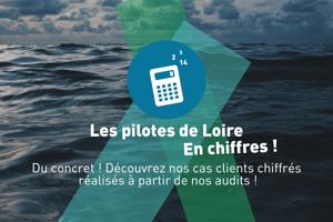 Mer, texte les pilotes de Loire en chiffres !