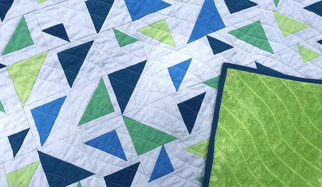 baby quilt sewing tutorial