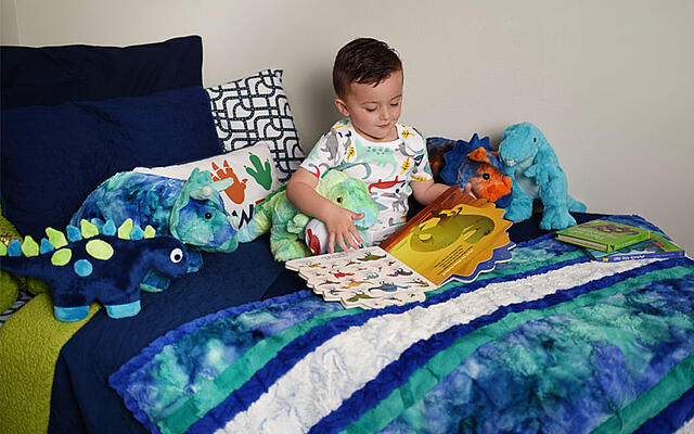 Stuffed Animal Sewing Patterns That Are Perfect for Cuddle® Minky Fabrics (Part 1)