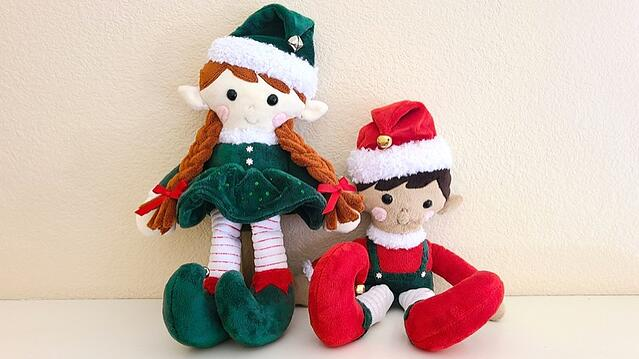 Fan-Submitted Christmas in July Cuddle® Minky Fabric Sewing Projects