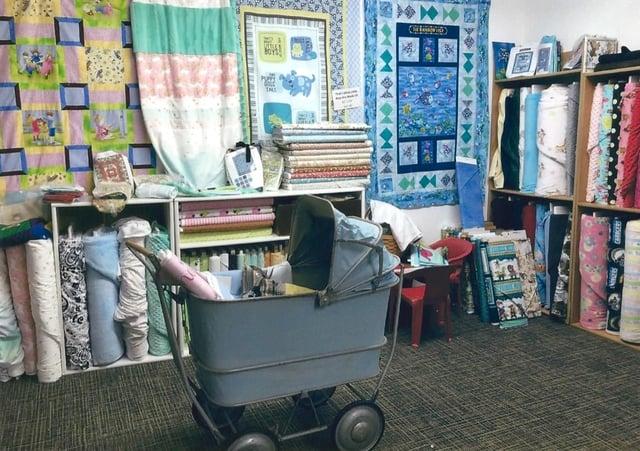Shop Spotlight: The Quilt Shop