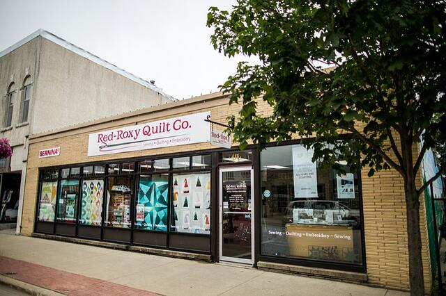 Shop Spotlight: Red-Roxy Quilt Co.