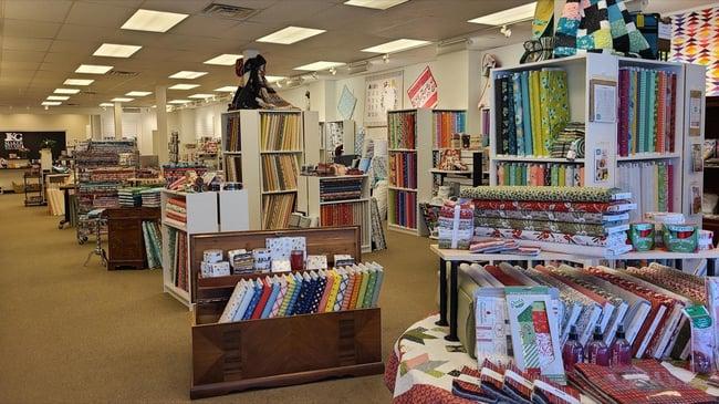 Shop Spotlight: KC Maker Studio and Fabrics