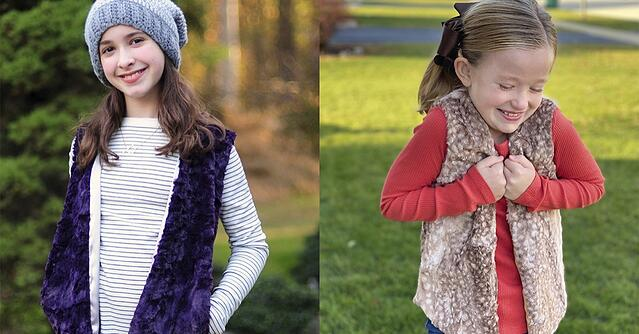 free acorn vest downloadable sewing pattern
