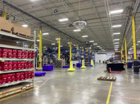 Mueller Cusrtom Cut Warehouse