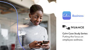 Nuance Communications emphasizes well-being in their employee benefits
