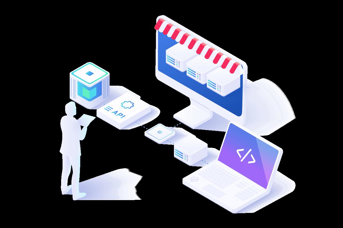 Actindo_Developer Center_Expand