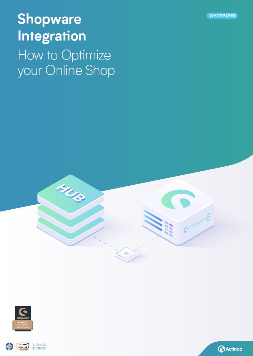 Actindo_Whitepaper_Shopware-Integration