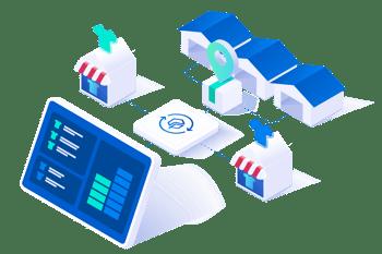 Actindo_Omnichannel_Verknüpfung zu Lagerbeständen und Order Management Tracking der Bestellungen