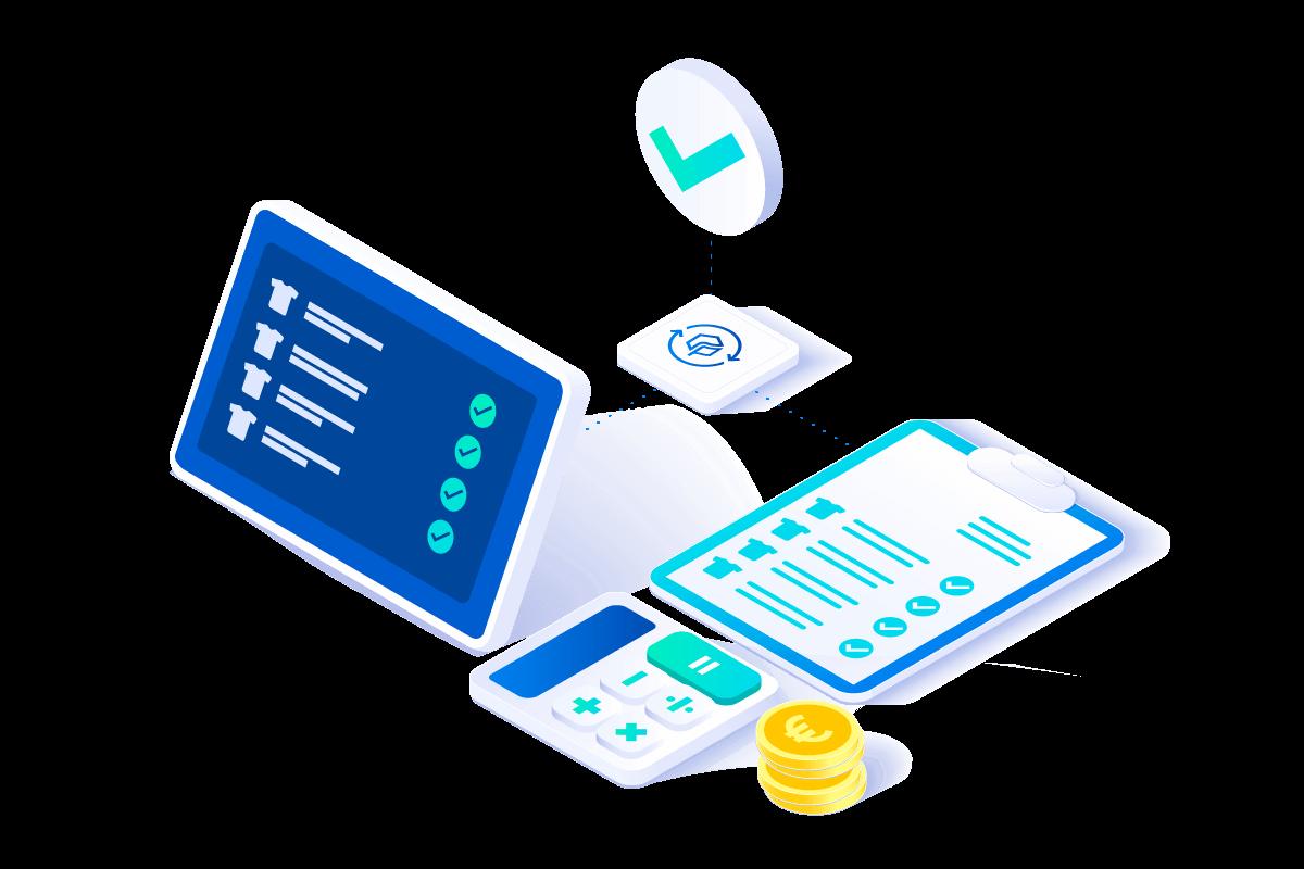 Actindo_Purchasing and Supplier Management_Direkte Anbindung zu Buchhaltung