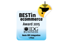 Best in Ecommerce IDG 2015
