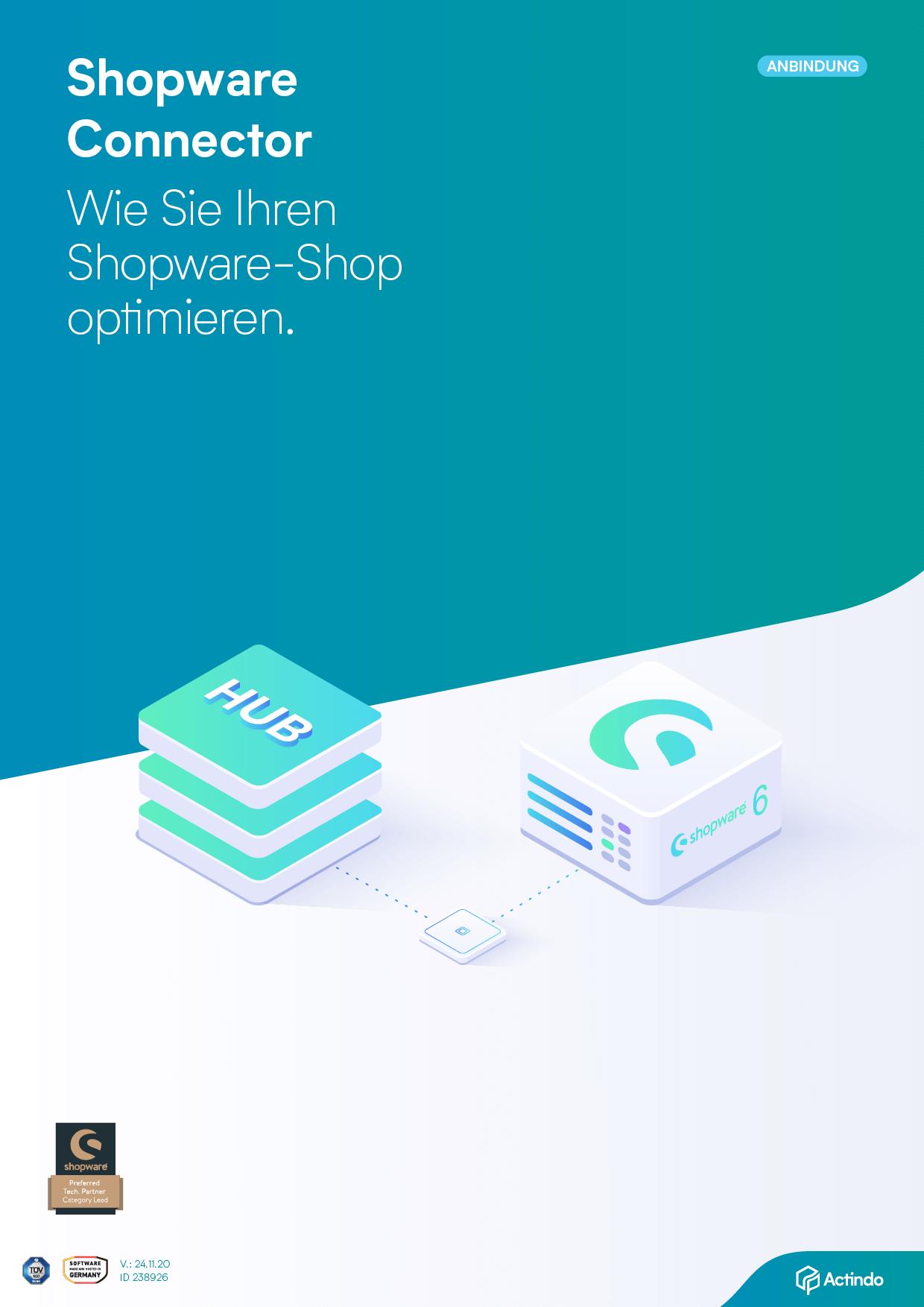 Actindo_Shopware_connector