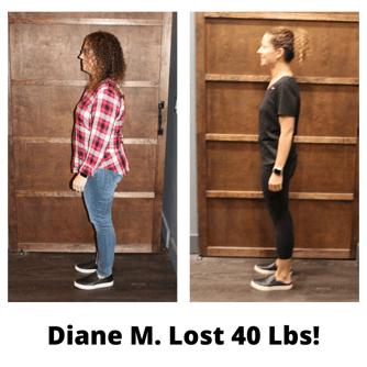 Success Story - Diane Marx!