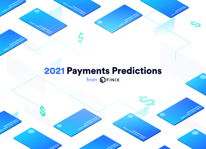 Payments predictions 2021