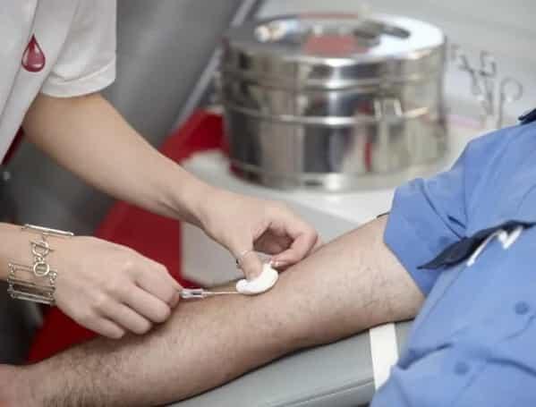 What is Venepuncture? vein tourniquet medical procedure healthcare