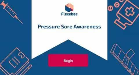 Pressure Sore Awareness Training Course Screenshot