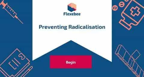 Preventing Radicalisation Training Course Screenshot