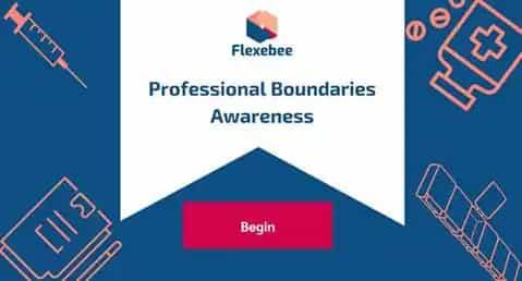 Professional Boundaries Awareness Training Course Screenshot