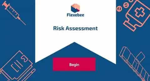 Risk Assessment Training Course Screenshot