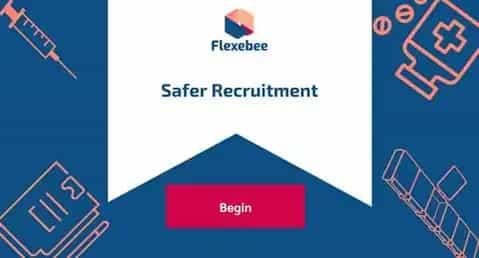 Safer Recruitment Training Course Screenshot
