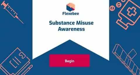 Substance Misuse Awareness Training Course Screenshot