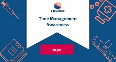 Time Management Awareness Training Course Screenshot