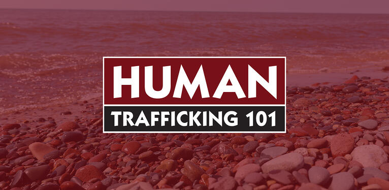 Help prevent human trafficking with upcoming events in Copper Country