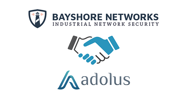 Bayshore Networks and aDolus Forge Supply Chain Security Partnership