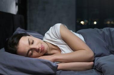 Goed slapen helpt voor alles