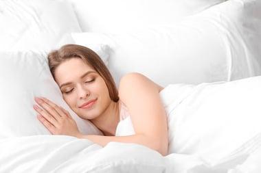 Kun je slapend afvallen?