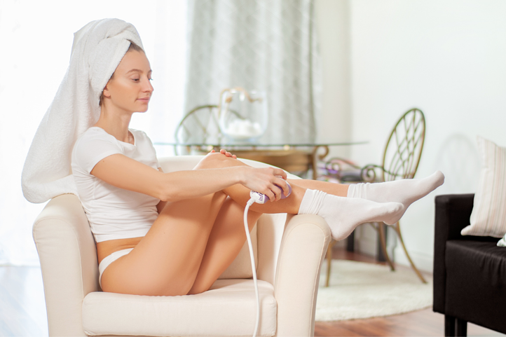Do At-Home Hair Removal Devices Work? Yes and No.