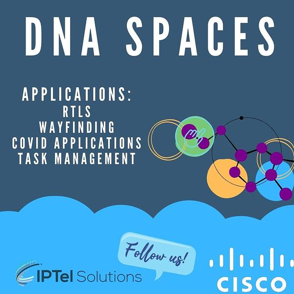 Cisco DNA Spaces Applications