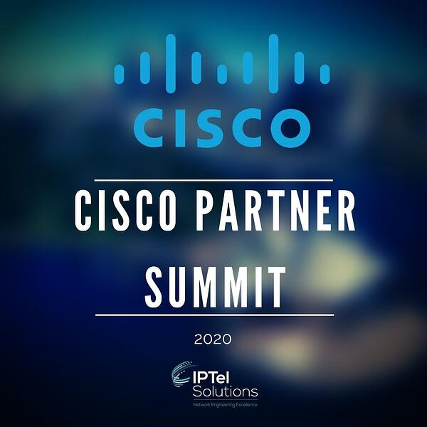 Cisco Partner Summit 2020