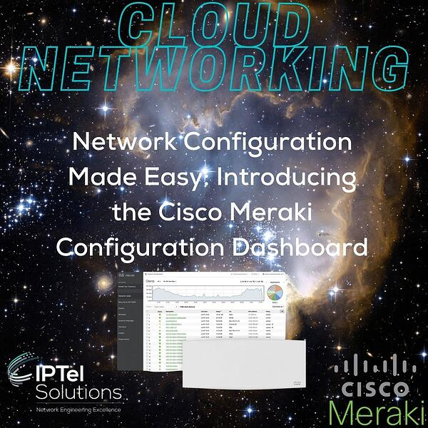 Cisco Meraki Dashboard