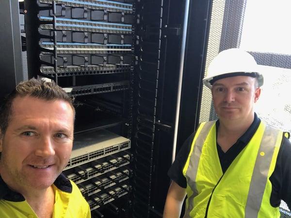 Teamwork - Network Installation