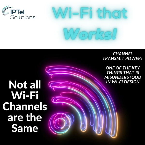 Wi-Fi Channel Power: Not all Channels are the Same