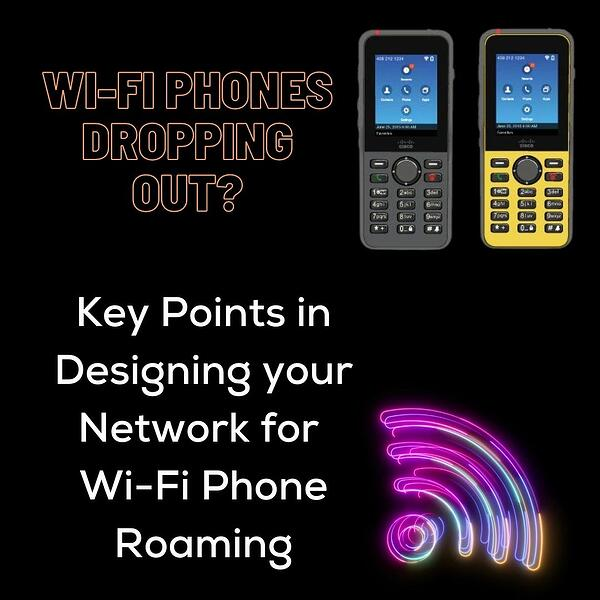 Wi-Fi Phone Dropouts